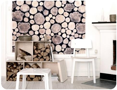 Ikea Margareta Wood Fabric