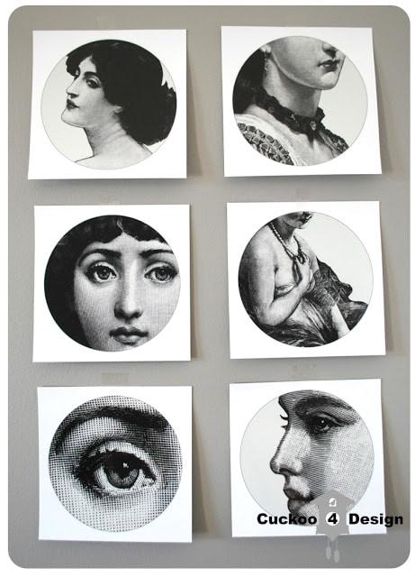 Lina Cavalieri stickers