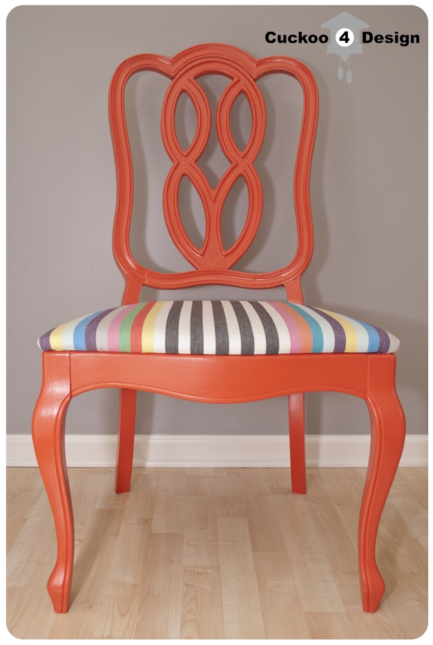 refinished vintage 1965 Thomasville Chairs