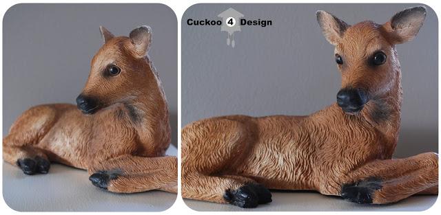resin deer