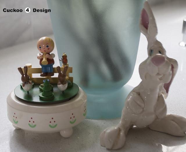 German Easter musical box