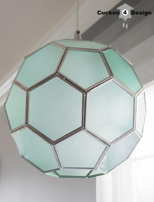 honeycomb light pendant - New Honeycomb Kitchen Light And Project Highlights - Cuckoo4Design