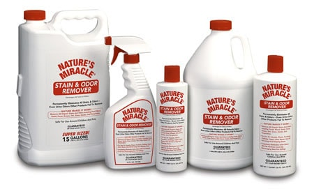best cleaner to eliminate urine odors