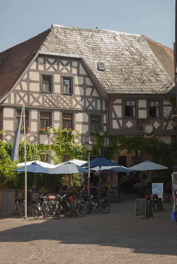 Hotel Krone Lohr am Main