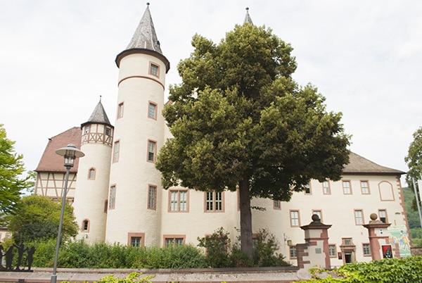 Lohr Snow White Castle