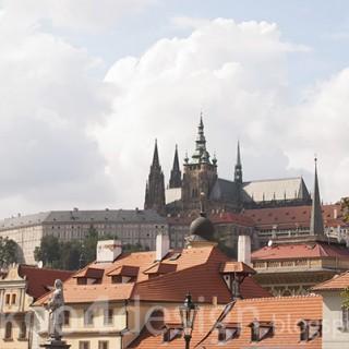 Praha Prague Prag Castle