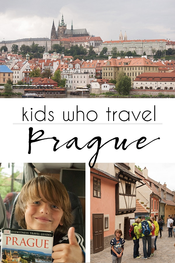kids who travel - Prague