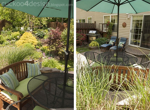 summer garden tour by cuckoo4design
