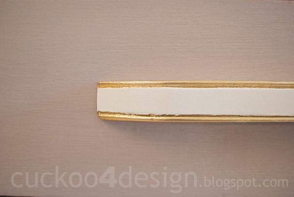 modern oak dresser drawer detail by cuckoo4design