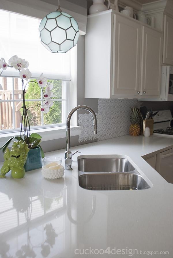 kitchen backsplash try outs! - cuckoo4design