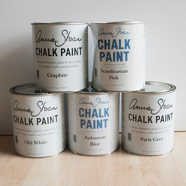 Annie Sloan Chalk Paint Cuckoo4Design