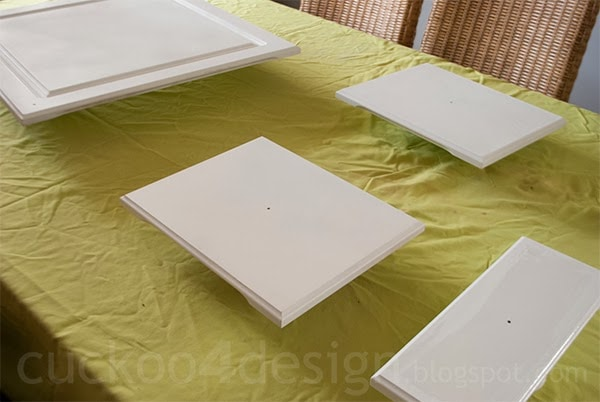 Peeling And Painting Laminate Kitchen Cabinets
