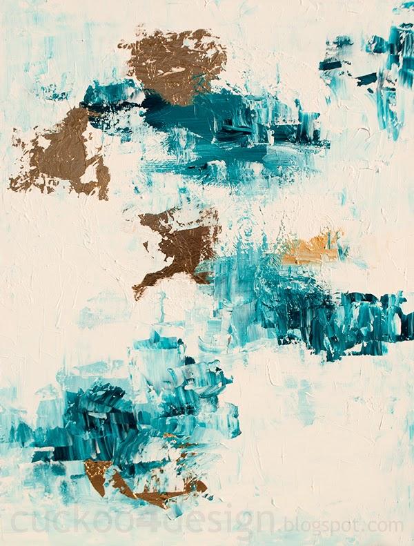 DIY Abstract Artwork Tutorial