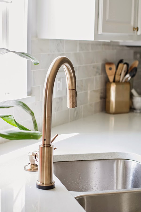 Delta Kitchen Faucet Bronze my touch2o faucet installation - cuckoo4design
