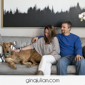 Living Pretty With Your Pets: Gina Julian