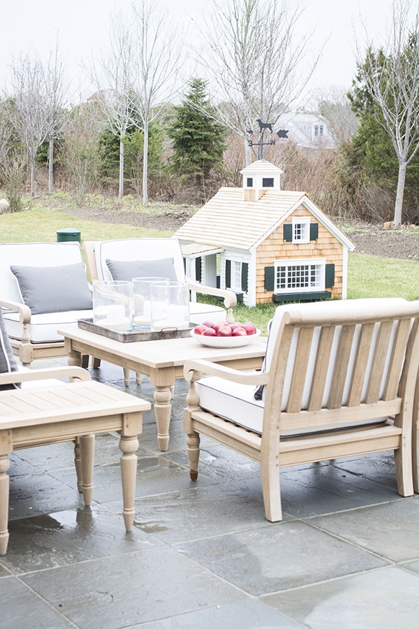 2015 HGTV dream home on Martha's Vineyard patio area - Cuckoo4Design