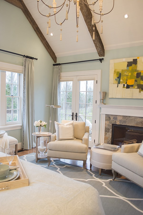master bedroom of the 2015 HGTV dream home on Martha's Vineyard - Cuckoo4Design