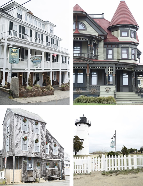 Kelley House, Peter Norton's Oak Bluffs home and East-Chop-Lighthouse