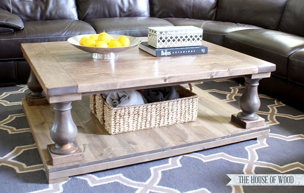 Jen Woodhouse: How to build a coffee table from scratch