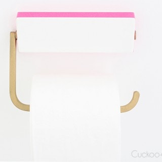 Revamped Ikea toiletpaper holder - Cuckoo4Design