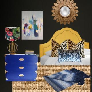 Swoon worthy bedroom shop the look