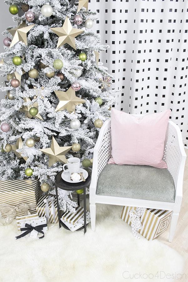 Christmas living room - Cuckoo4Design