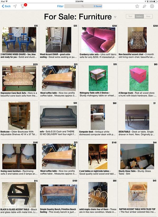 Craigslist shopping tips - Cuckoo4Design