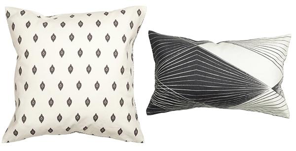 stylish budget pillows
