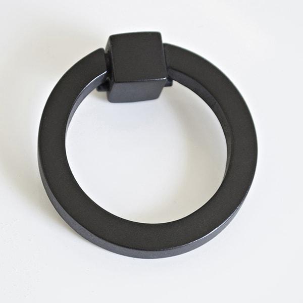 mat black ring pulls - Cuckoo4Design