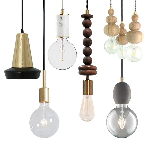 Handmade Pendant Lighting Fixtures from Etsy - Cuckoo4Design