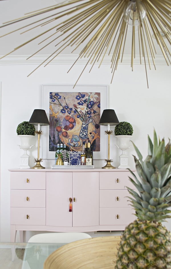 Quartz_pink_dresser_makeover_with_modern_gold_hardware_13