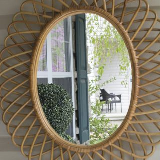 adding a mirror to your porch
