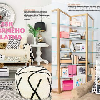 Marianne bydleni magazine feature - Cuckoo4Design