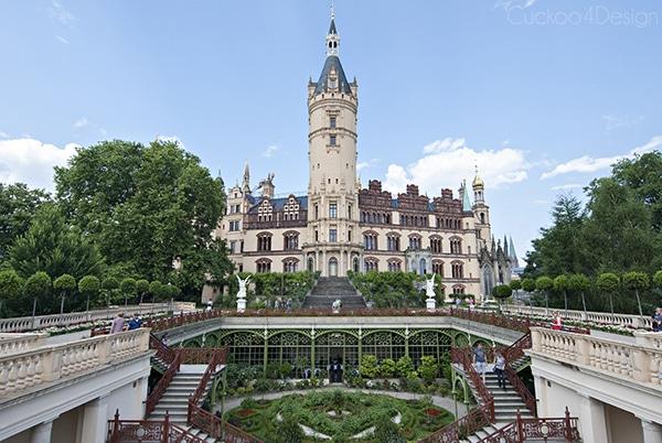 Schwerin and Lübeck