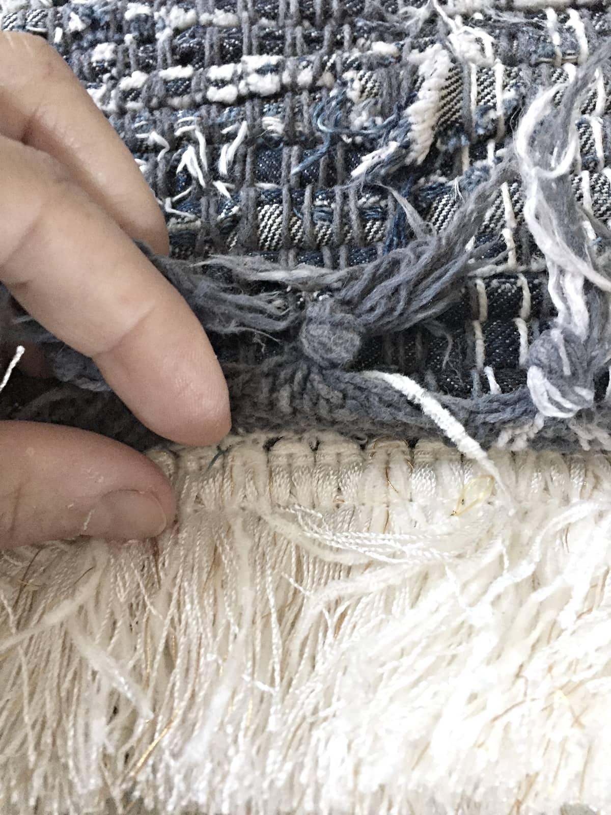 fringe_trim_jeans_pillows