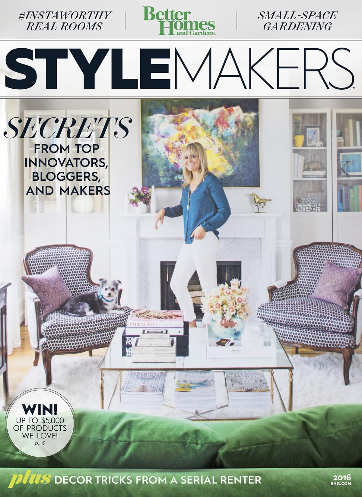 better homes and gardens stylemakers issue 2016 cuckoo4design