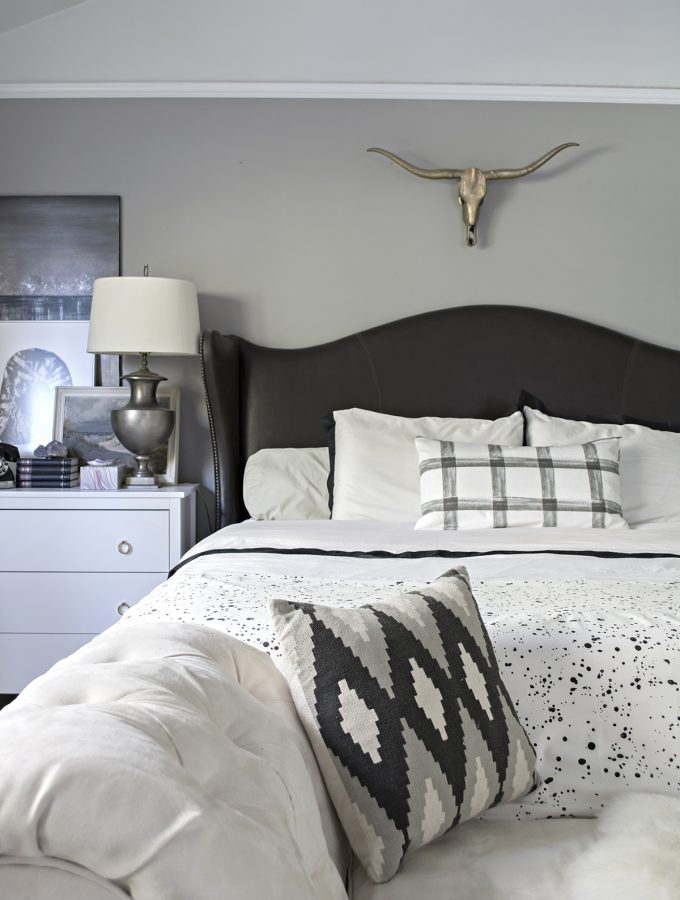Master bedroom updates