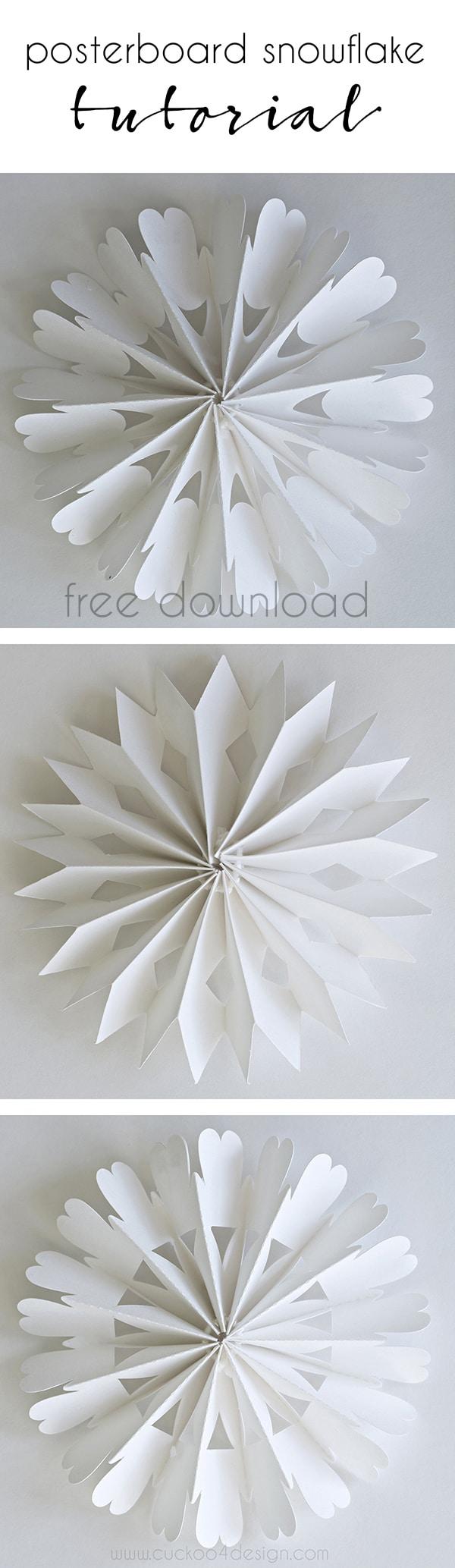 diy_posterboard_snowflake_ornament_free-download_cuckoo4design