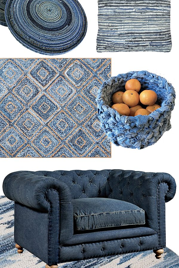 Friday Favorites: Jeans Decor
