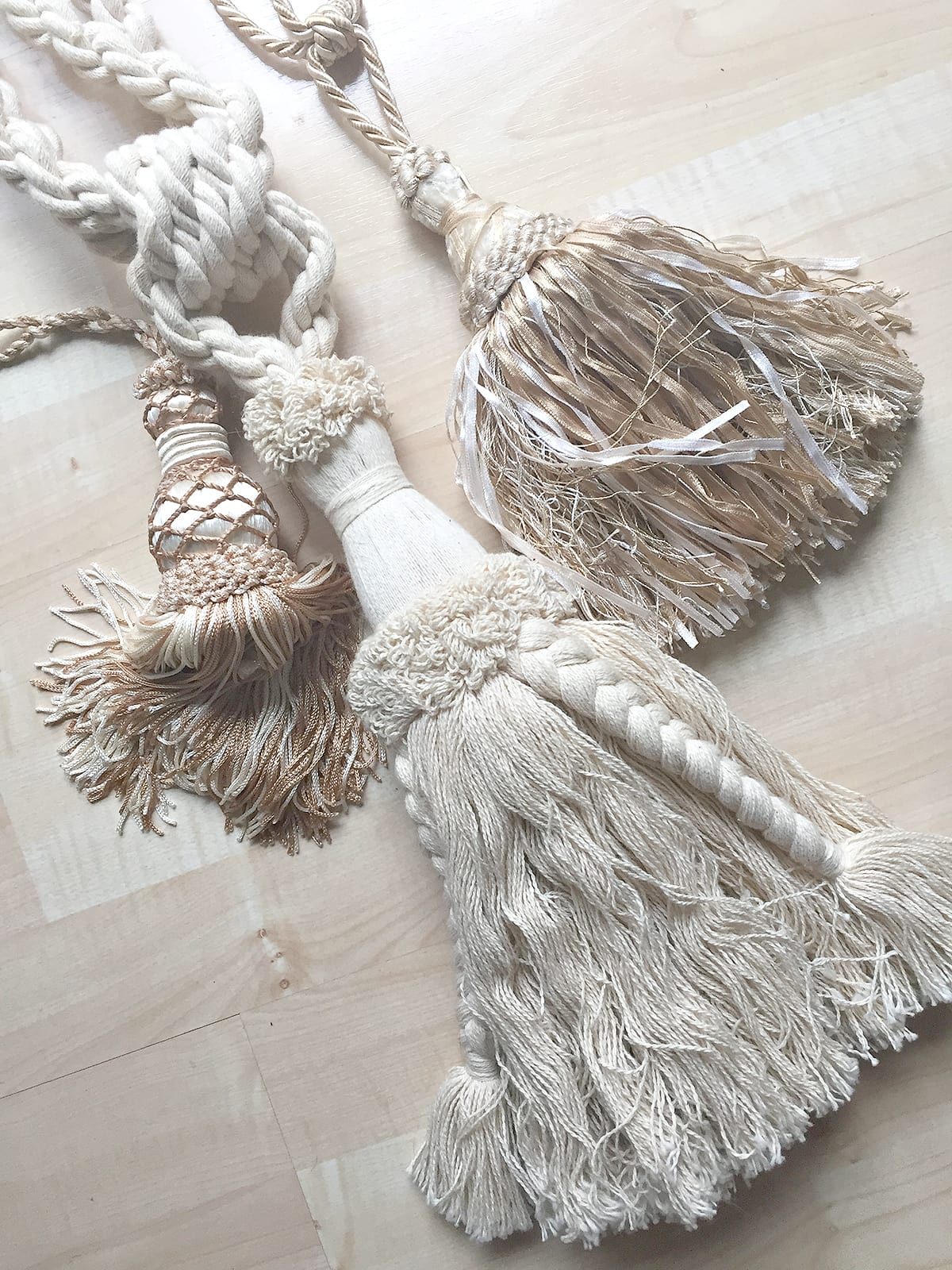 giant tassel collection