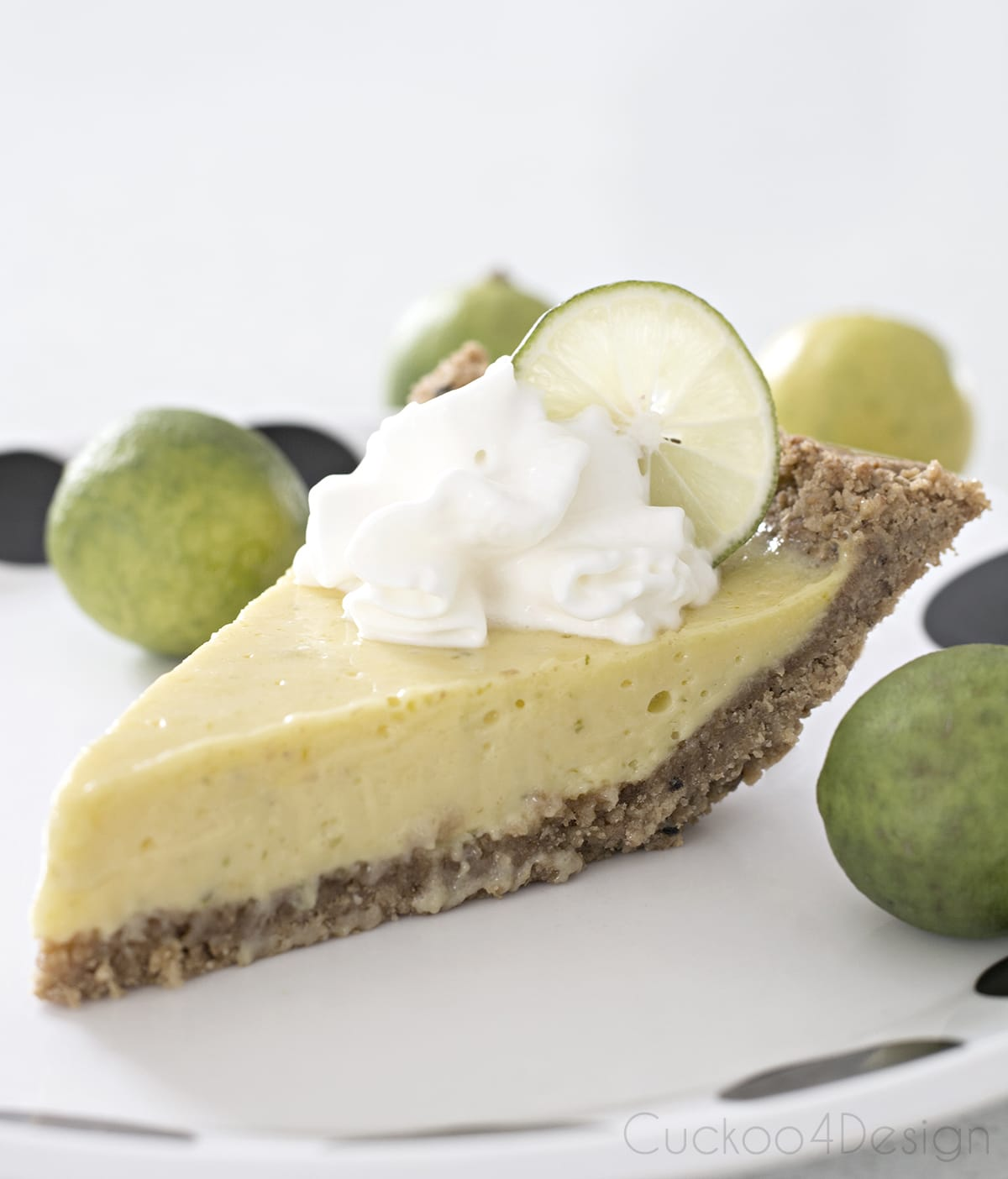 Delicious Gluten Free Key Lime Pie Recipe with real limes