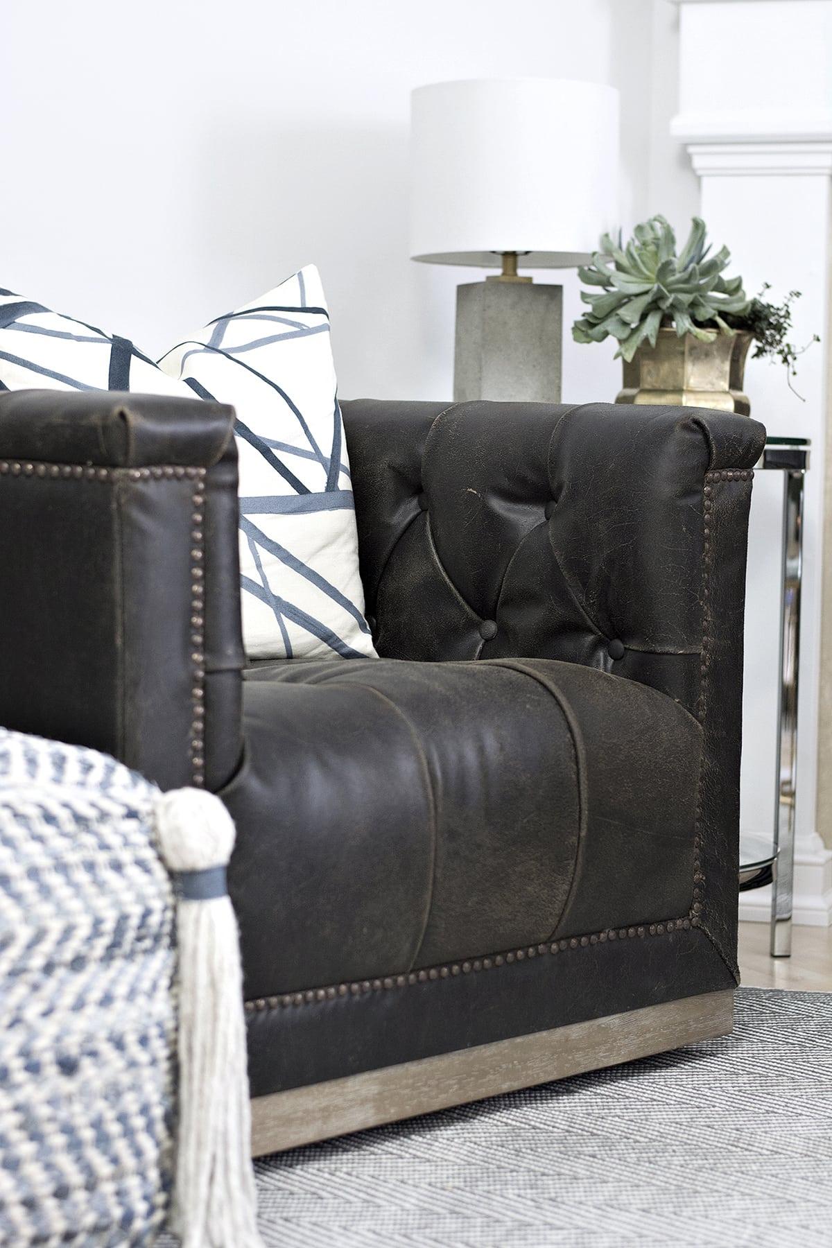 Fireplace Area Makeover Reveal Cuckoo4Design