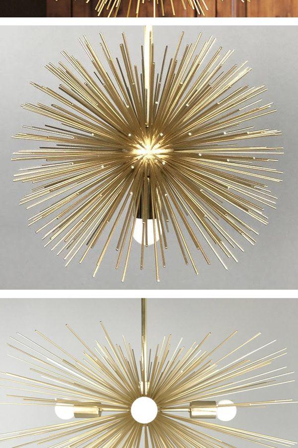 Friday Favorites: urchin light fixtures