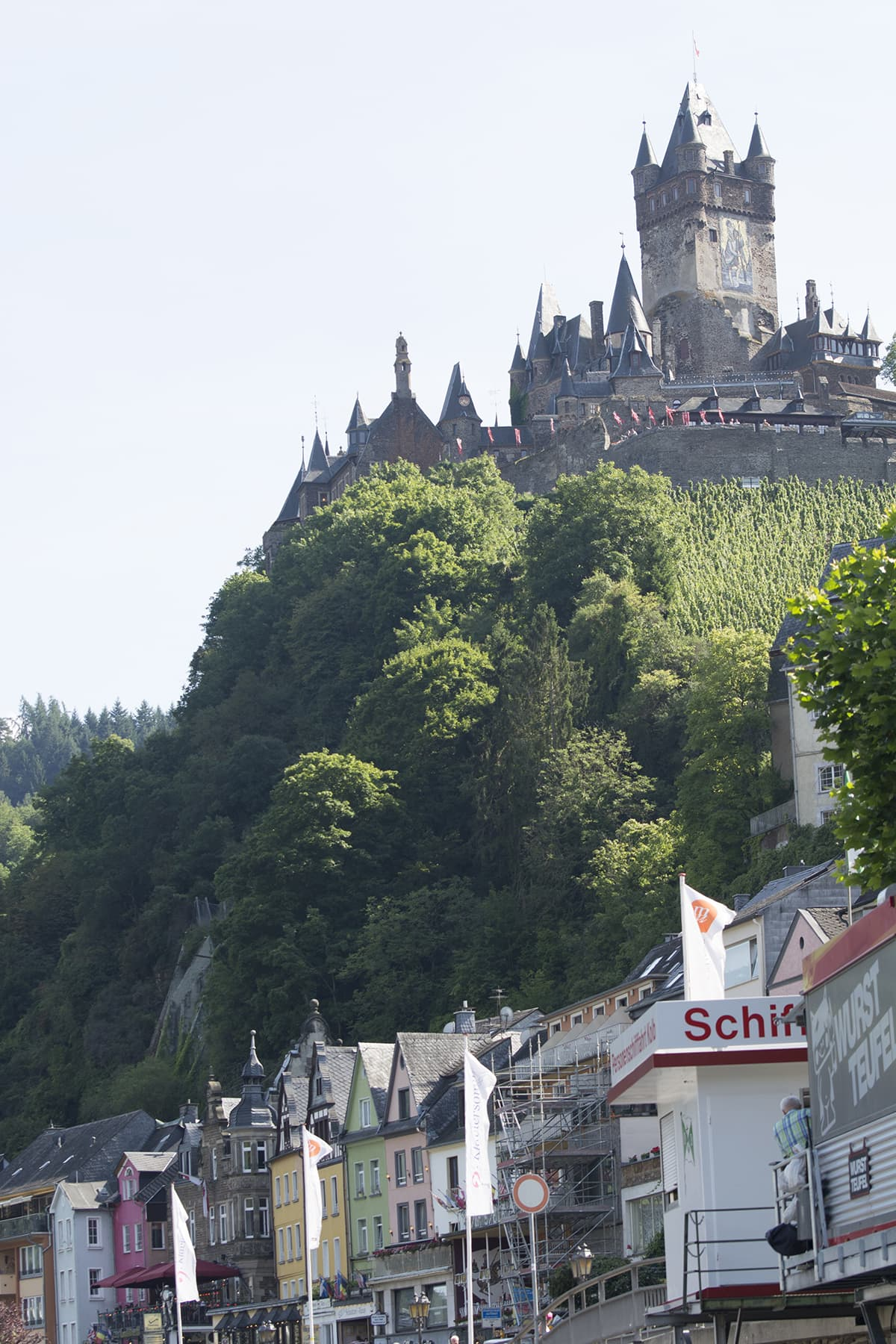 Cochem And Reichsburg Cochem CuckooDesign - 24 buildings dont even know anymore