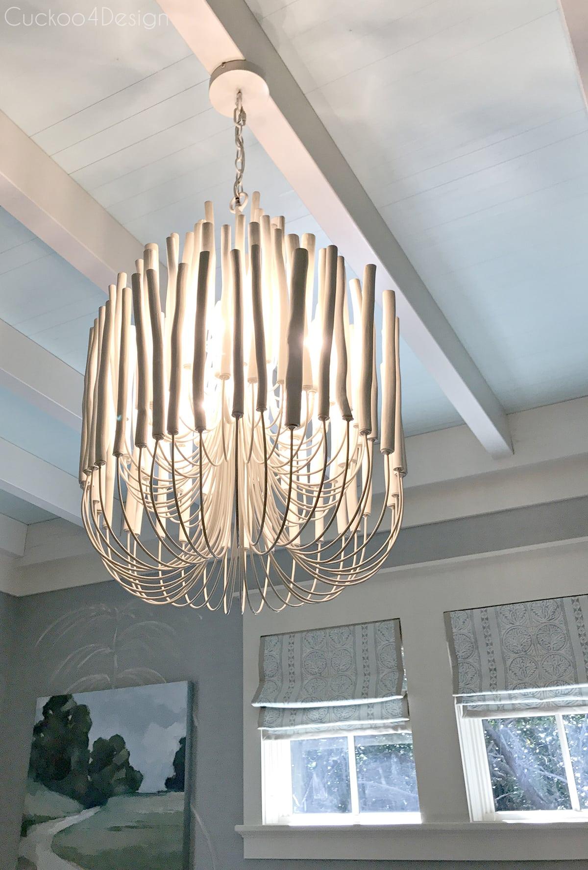 Arteriors Tilda chandelier