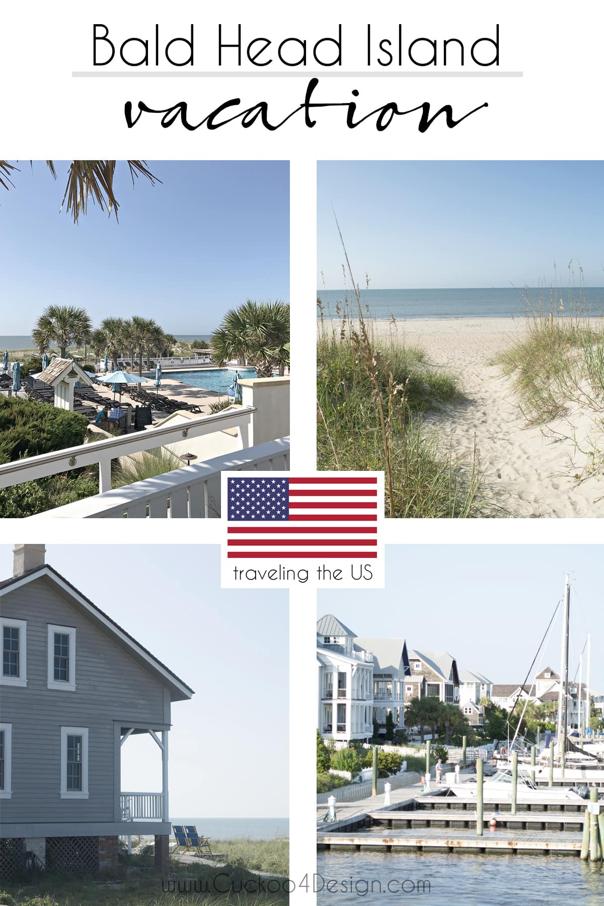 Bald Head Island Vacation | United States Beach Vacations | Traveling within the US