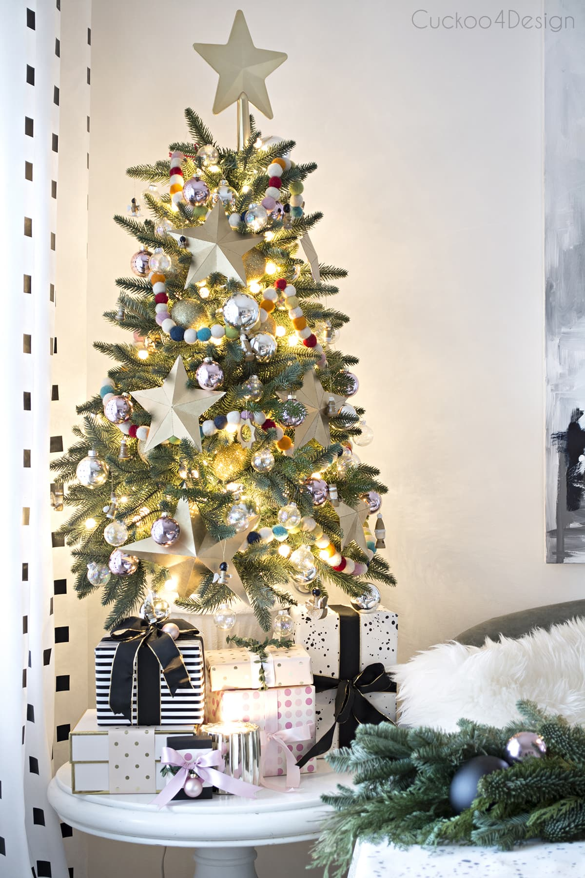 Christmas Tree Decorating Ideas Better Homes And Gardens