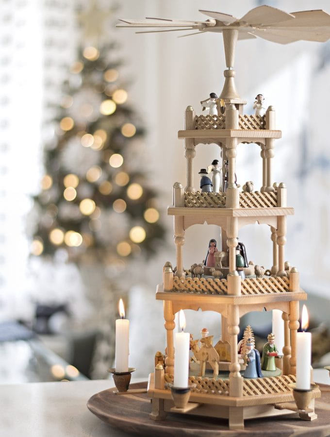 Friday Favorites: German Christmas Decorations